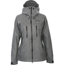 Roughstuff Holde Maid - Chaqueta Mujer - gris
